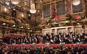 Dunajski filharmoniki pod taktirko Gustava Dudamela