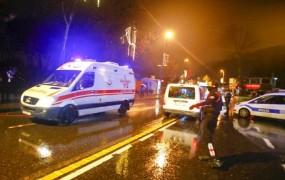 Prijeli naj bi džihadista, ki je za novo leto moril v Istanbulu