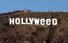 Slavno znamenje Hollywood postalo Hollyweed