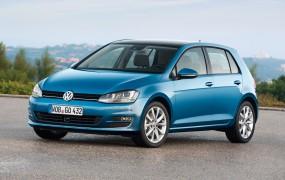 Golf izrinil volvo z lestvice najbolj prodajanih avtov na Švedskem