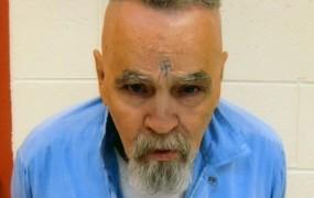 Umrl zloglasni serijski morilec Charles Manson