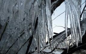 Žrtev ledene zime? V Osilnici naj bi zmrznil moški