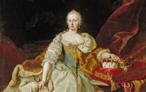 Razstava medalj iz časa Marije Terezije