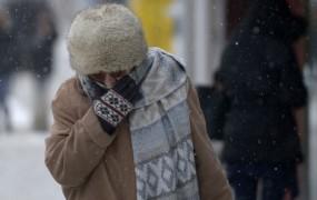 To bo najhladnejši december v zadnjih letih