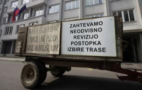 Civilna iniciativa Braslovče gre zaradi hitre ceste na ustavno sodišče
