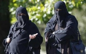 Madžari na meji s Srbijo prijeli džihadistki na poti v Sirijo