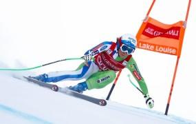 Ilka Štuhec favoritinja za zmago v alpski kombinaciji
