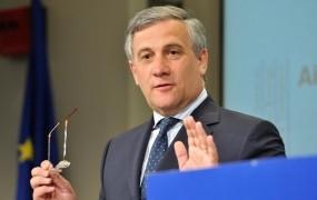 Antonio Tajani je novi predsednik Evropskega parlamenta