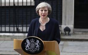 Bo Theresa May napovedala trdi brexit? Funt predčasno že padel!