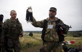 Ukrajina Rusijo toži zaradi terorizma