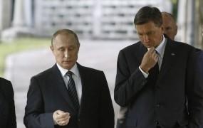 Pahor bo obiskal Putina, Porošenka in Gaucka