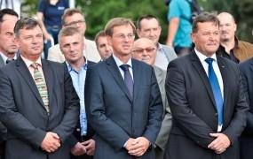 Župan Jevšek; ko je bil še policaj, so probleme multikulturnosti reševali s pendreki