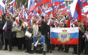 Absurd: policija nad zastavo Dežele Kranjske
