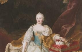Jubilejna poštna znamka v spomin na rojstvo prve dame Evrope