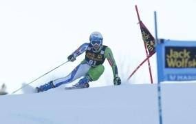 Gre Ilka Štuhec danes po medaljo?