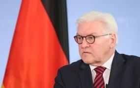Frank-Walter Steinmeier je novi predsednik Nemčije