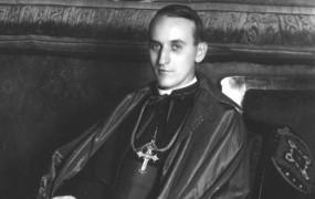 """""""Vojni zločinec"""" kardinal Stepinac sprl hrvaško in srbsko diplomacijo"""