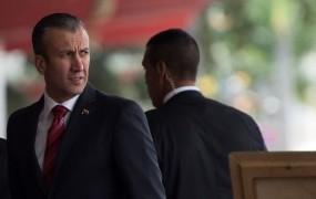 ZDA so podpredsednika Venezuele obtožile, da je trgovec z mamili