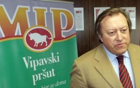 Grobarjem Mipa zaporne kazni: šest let za bivšega šefa Vojteha Volka