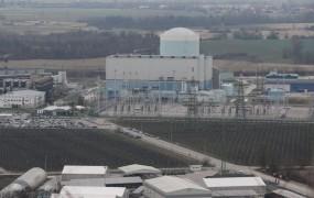 Krška nuklearka se je samodejno ustavila