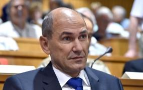 """Janša: Poslanec PS Čehovin je imel oznako """"opuščenega uslužbenca Udbe"""""""