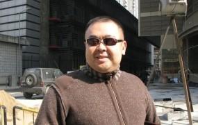 Umorjeni polbrat diktatorja Kima je s seboj nosil protistrup