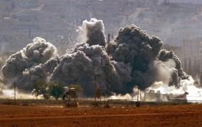 Američani v Siriji bombardirali svoje zaveznike in ubili 18 borcev