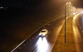Nočna drama na štajerski avtocesti: Pijan v napačno smer