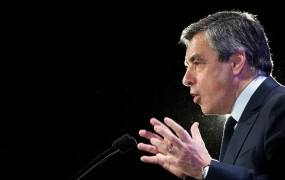 Proti Fillonu uvedena uradna preiskava zaradi zaposlitve soproge