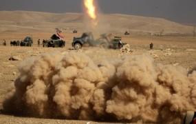 Kurdi so Irak branili pred Islamsko državo, zdaj so na pragu vojne z Bagdadom