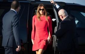 Melania Trump ne odneha: od tabloida hoče izterjati 150 milijonov