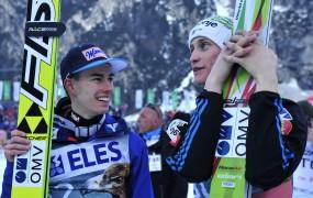 Kraft svetovni prvak v Lahtiju, Peter Prevc 11.
