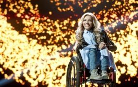 Ogorčena Rusija zaradi prepovedi nastopa Samoilove obrača hrbet Evroviziji