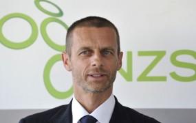 Čeferin: SP 2026 lahko organizirajo le dve ali tri evropske države