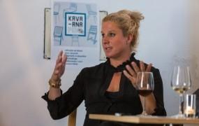 Mojstrica Ana Roš mladim kuharjem svetuje: Upoštevajte letne čase, ne sklepajte kompromisov