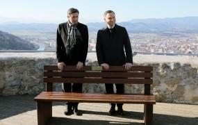 Poljski predsednik Duda na obisku v Sloveniji
