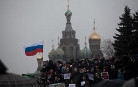 V Rusiji pričakujejo množične proteste proti korupciji (in Putinu)