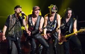 Veter sprememb: Slavna skupina Scorpions prihaja v Slovenijo