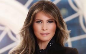 Selitev v Belo hišo vse bližje, Melania Trump dobila uradni portret