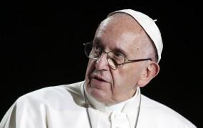 Papež brez milosti do pedofilov v Cerkvi: Nikoli jih ne bom pomilostil