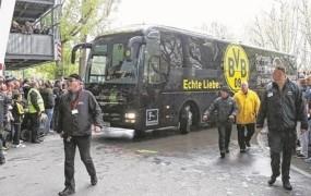 Imajo ga! Avtobus Borussie je z bombo napadel Sergej W., ki je hotel doseči padec delnic moštva