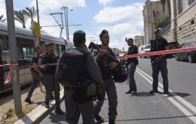 Palestinec v Jeruzalemu do smrti zabodel Britanko