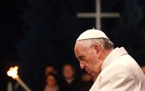 Papež spomnil na trpljenje kristjanov v Siriji in v Egiptu