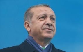 Erdogan bo Trumpa prepričeval, naj mu izroči Fethullaha Gülena