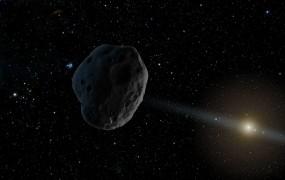 Asteroid bo letel nelagodno blizu Zemlje