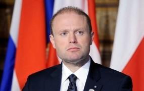 Panamski dokumenti majejo stolček malteškemu premierju