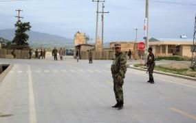 Talibani v napadu na bazo afganistanske vojske ubili vsaj 140 vojakov