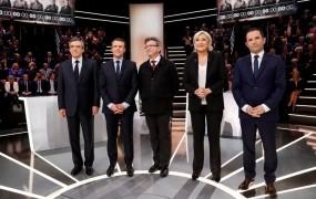 Prihodnost Evrope je v rokah in glasovnicah Francozov