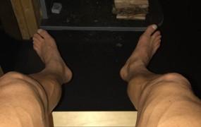Ibrahimović pokazal svoje noge in napovedal: Vrnil se bom še močnejši
