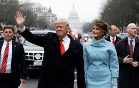 Prva dama Melania Trump praznuje rojstni dan, Donald ji je čestital
